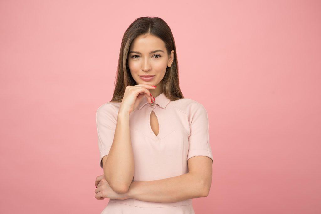 model looking beautiful - influencer making money