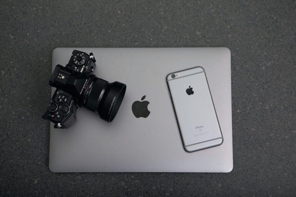 Use a Camera,Laptop, Phone