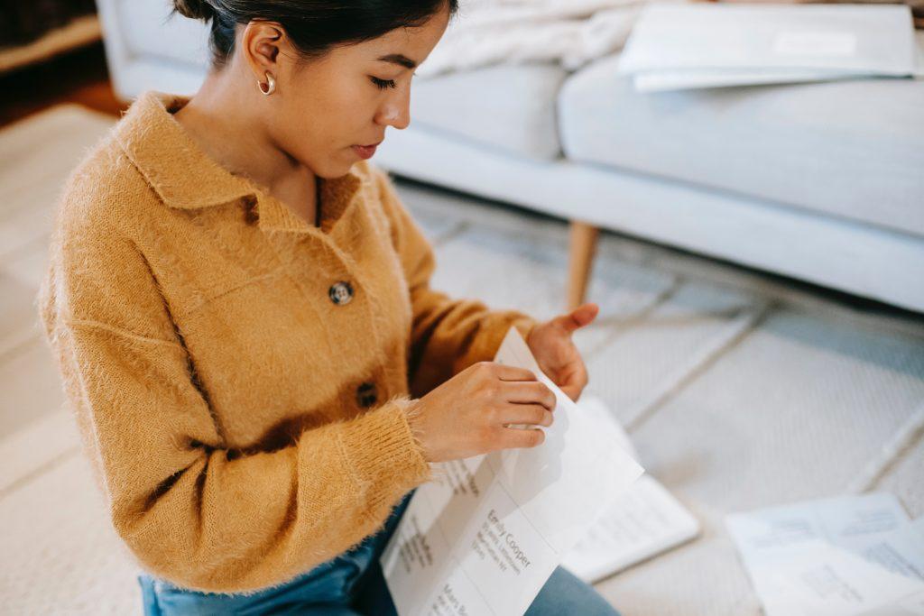 image of a woman at work - entrepreneurship