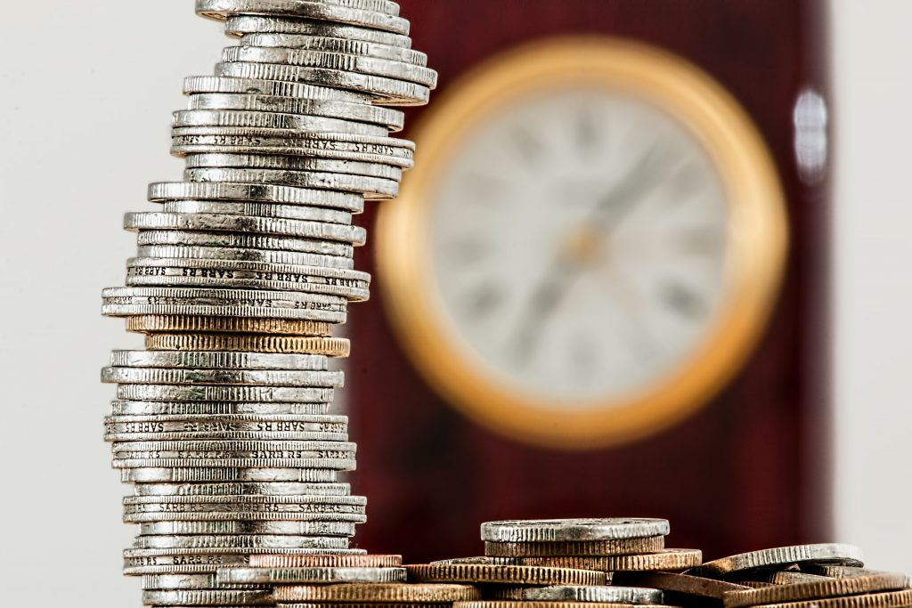 photograph of coins piling up - money in business and entrepreneurship